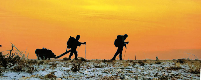 Book Review: Walking Home From Mongolia by Rob Lilwall